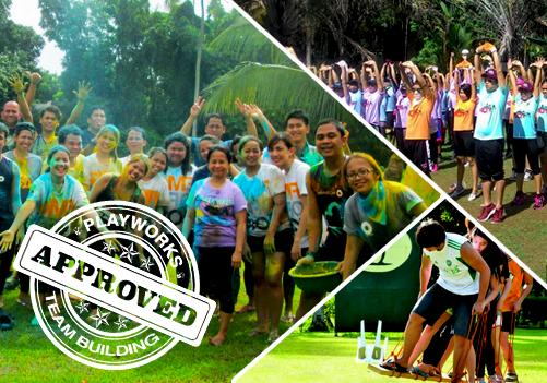 Playworks Approved Team Building Venues In Laguna
