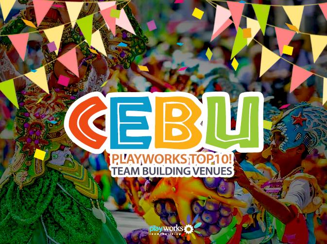 Playworks 39 Approved Team Building Venues In Cebu