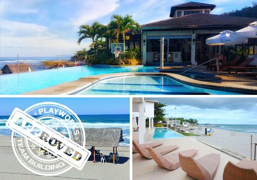 Situated In The Heart Of One Top Surf Destinations Philippines San Juan La Union Kahuna Is A Premier Resort Area