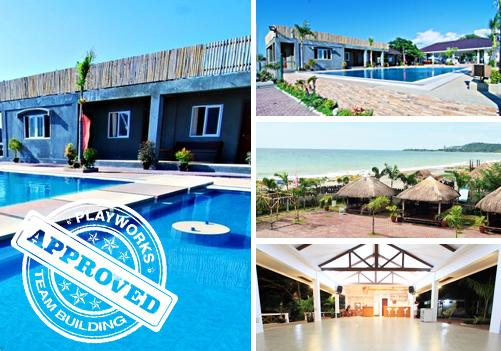 Playworks 39 Approved Team Building Venues In La Union
