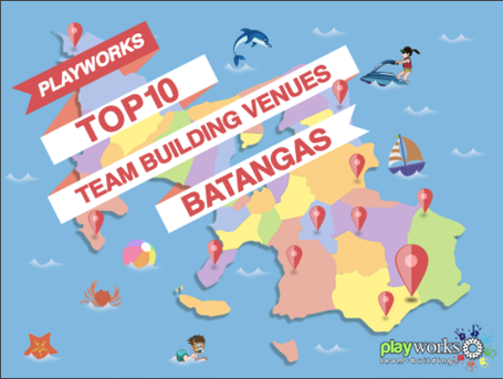 Top 10 Team Building Venues in Batangas